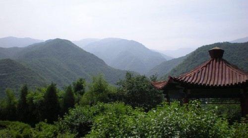 双龙山森林公园图片