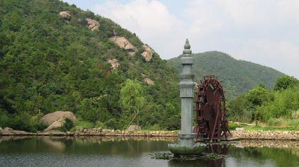 宁波慈溪五磊山景区门票高清图片