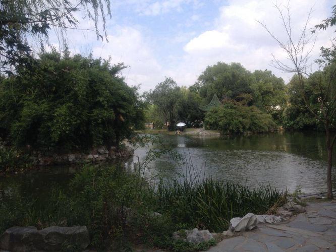 长风公园 - 上海游记攻略【携程攻略】