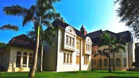 拉玛五世宫殿
