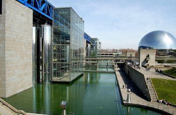 【携程攻略】巴黎科学工业城交通路线,怎么去