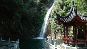 宁波五龙潭景区