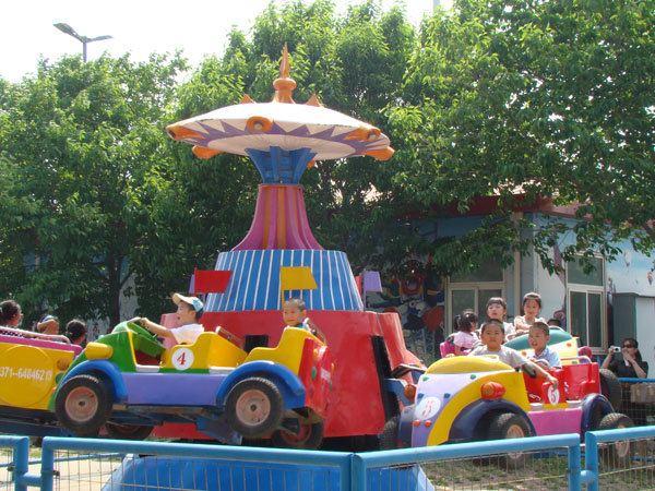 秦皇岛室外儿童游乐场