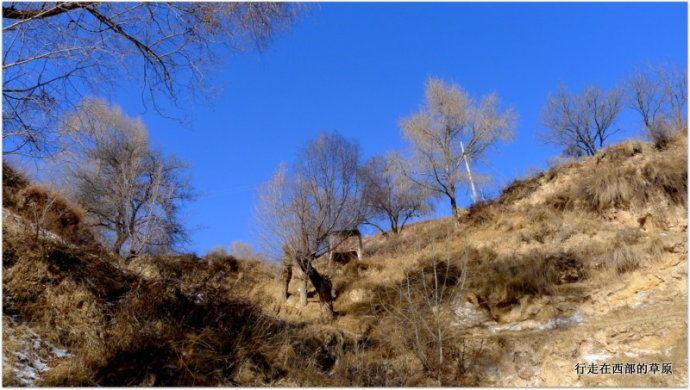 【加游站】冬天的徒步.冶力关.穿越禹州攻略-赤壁一日游幽谷图片