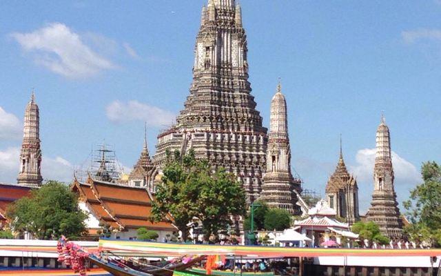 第4天2014-08-11 centra central station hotel bangkok (曼谷圣塔拉