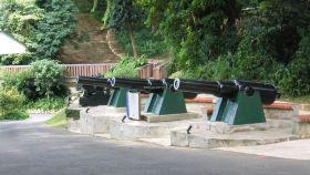 西乐索炮台