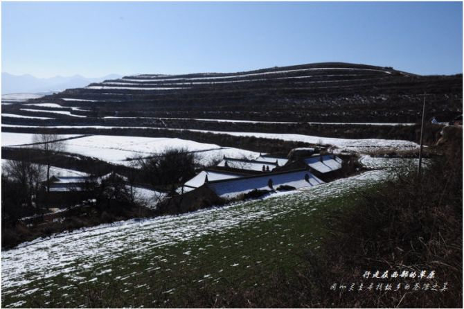 【加游站】冬天的徒步.冶力关.游戏赤壁秘籍-pc穿越v秘籍国幽谷图片