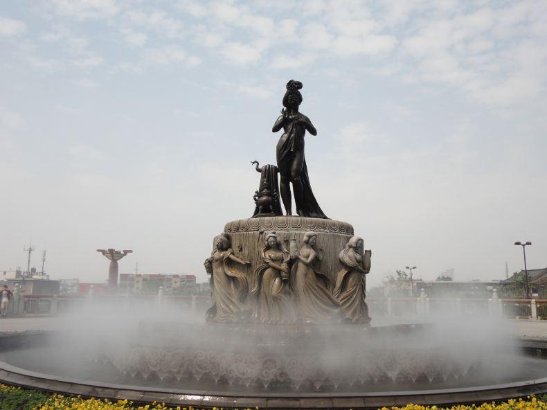 【中原篇】自驾山西,河南,延安十二日游-陕西手游庇护所攻略图片