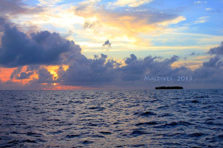 马尔代夫-碧蓝色的梦境之地