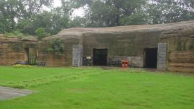 焦山古炮台