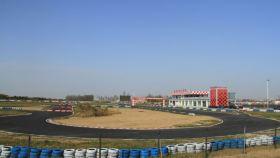 襄阳梦想方程式赛车场