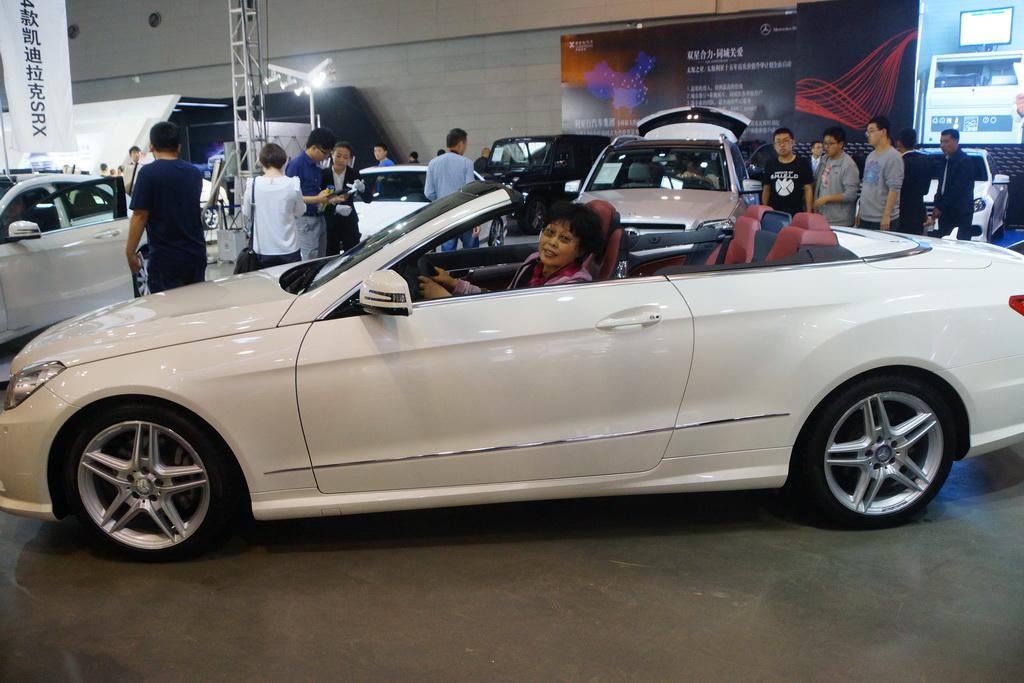 【加游站】太原国际汽车展(4)