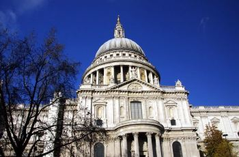 圣保罗大教堂,伦敦圣保罗大教堂攻略/地址/攻略北疆伊犁自助游图片图片