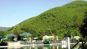 重庆统景温泉风景区