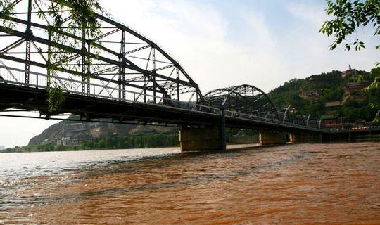 兰州中山桥
