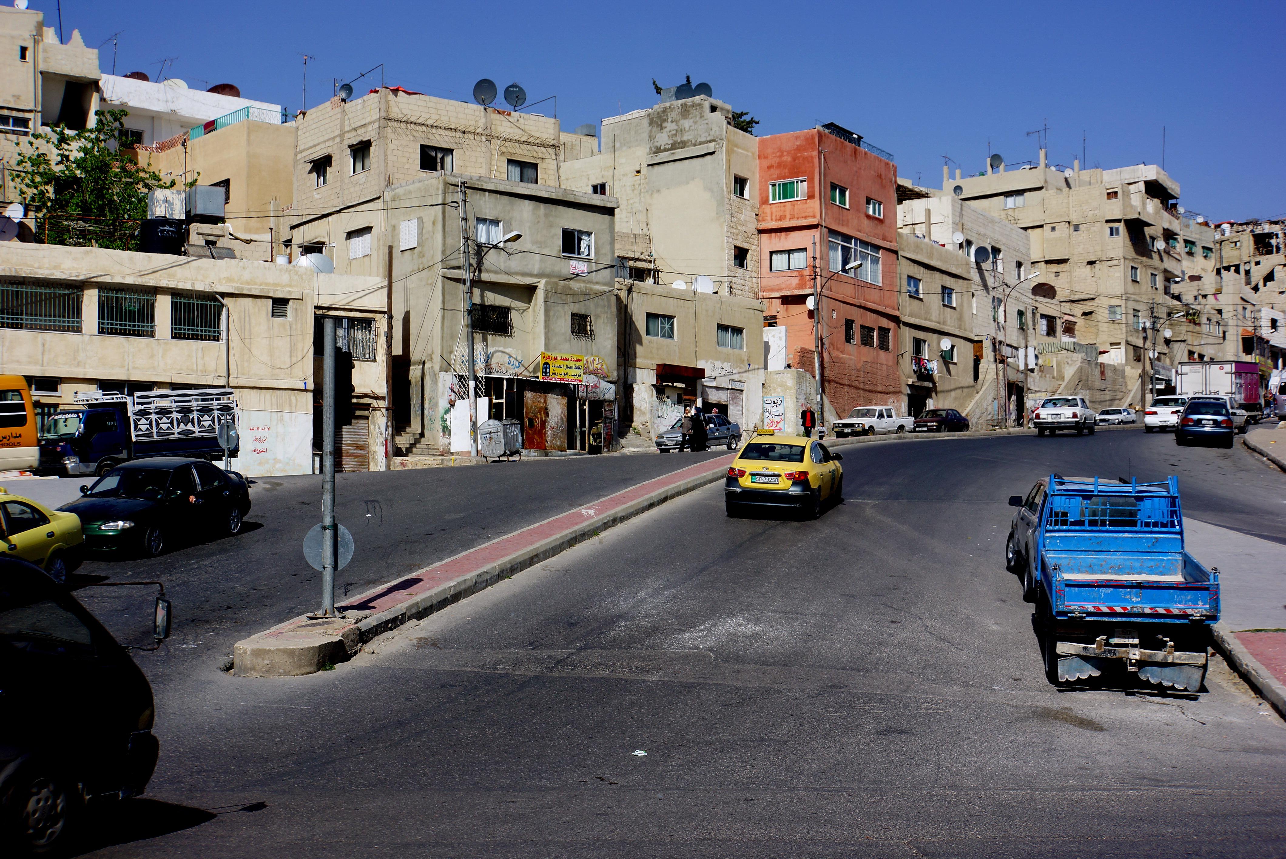 安曼市区  Amman City   -1