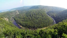 锦河大峡谷