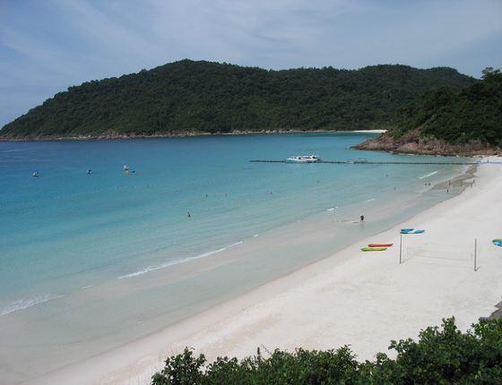 抓住夏天的尾巴-盘点热浪岛八大海湾度假酒店!