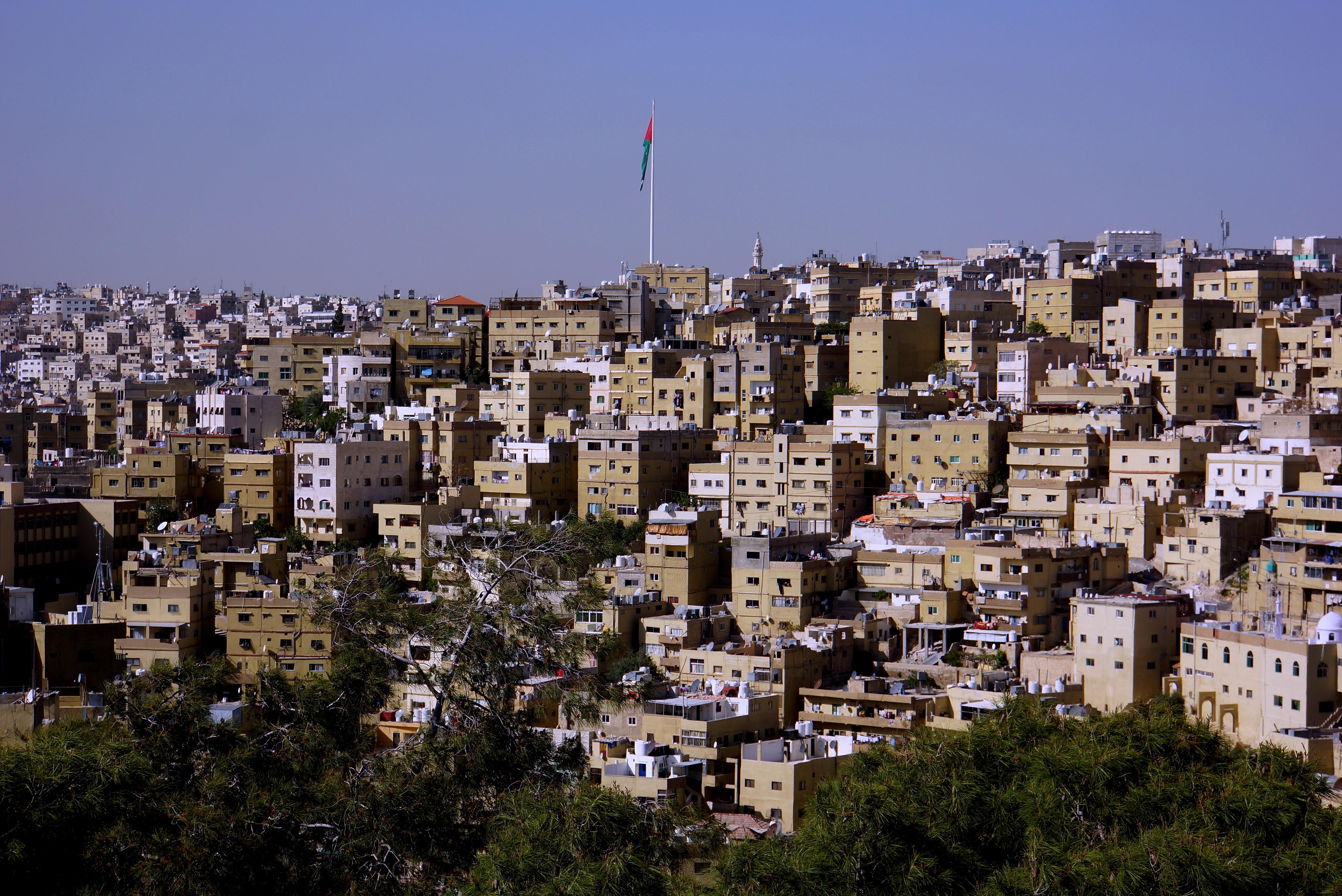 安曼市区  Amman City   -2