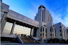 浦东第一图书馆-上海-M35****7755