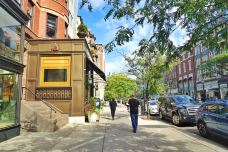 纽伯里街-波士顿-纽约漫时光