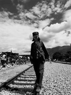 碧色寨火车站-蒙自-Cassie小含