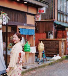 金泽游记图文-日本   冬天就该看雪泡汤吃肉,品味原汁原味的日本文化风情