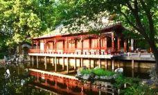 滨湖公园-徐州-一雨一彩虹