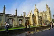三一学院-剑桥-withfiona