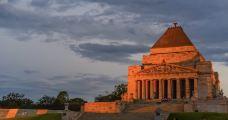 墨尔本战争纪念馆-墨尔本-hiluoling
