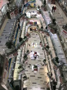 凯德龙之梦购物中心(长宁店)-上海-飘飘摇摇