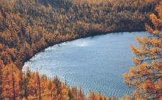 阿尔山森林公园仙鹤湖-阿尔山