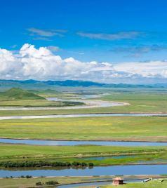阿坝游记图文-乘风破浪的阿坝州。
