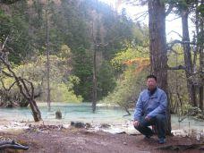 盆景池-黄龙风景名胜区-脚步丈量天涯的人