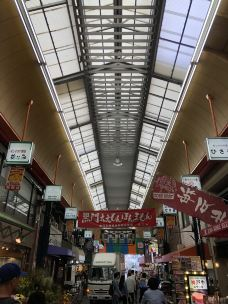 黑门市场-大阪-辰溪巴克