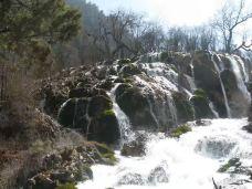 树正瀑布-九寨沟-脚步丈量天涯的人