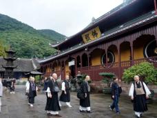 Daihonzan Eiheiji-永平寺町-三月的生活