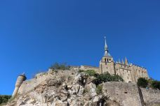 圣米歇尔山修道院-圣米歇尔山-莲子99