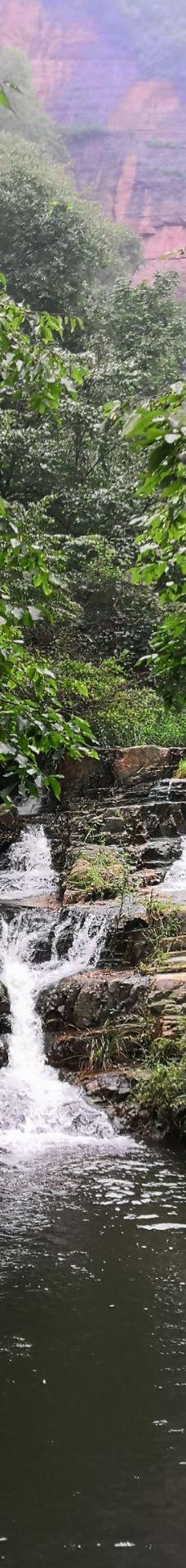 龙潭大峡谷-新安