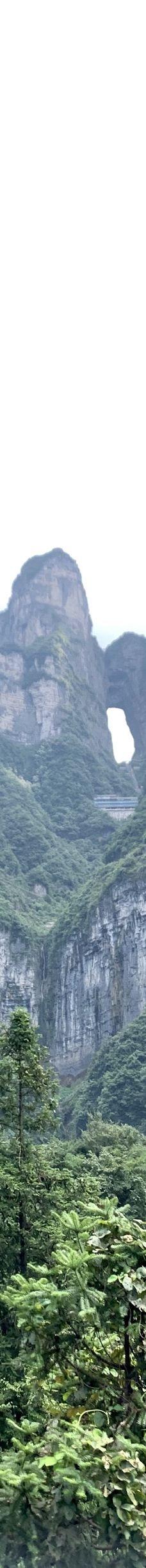 天子山索道-张家界