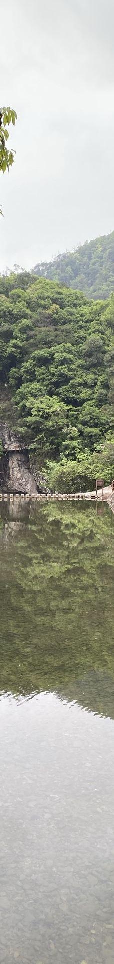 龙湾潭国家森林公园-永嘉