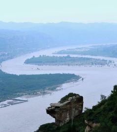 河曲游记图文-黄河两岸是晋陕