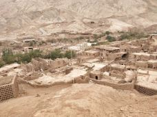 吐峪沟麻扎村-鄯善-轻快的行走脚步