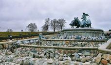 盖费昂喷泉-哥本哈根-hiluoling