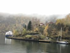 佛莱姆小镇-奥斯陆-西门吹水1