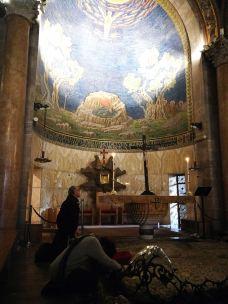 万国教堂-耶路撒冷-悠游麦兜