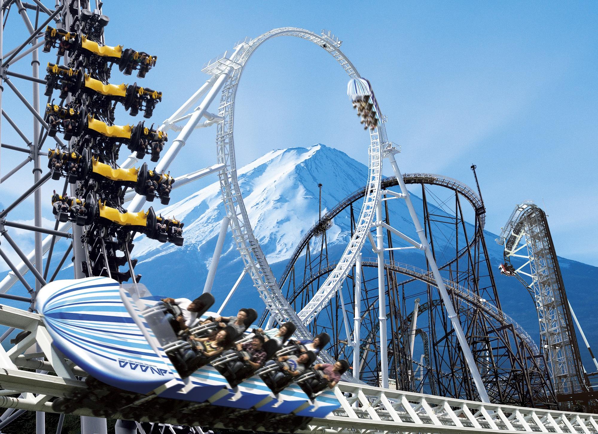 富士急樂園 Fuji-Q 一日通票