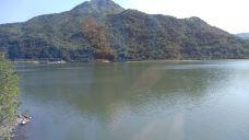 浙南大峡谷飞云湖景区-文成-牛奶海