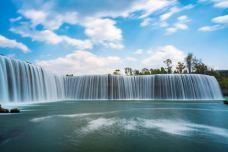 昆明瀑布公园-昆明-耀晨影像