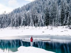 4日安吉·徒步浙北峡谷+卧虎藏龙拍摄地+江南天池滑雪